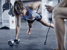 What are EMOM workouts? Give it a try with this routine - If you're a fan of HIIT workouts, EMOM exercises are worth a try.You already know that HIIT worko - Fitness Workouts, My Fitness Pal, Fitness Motivation, Health Fitness, Women's Health, Cardio Workouts, Quick Workouts, Fitness Plan, Group Fitness