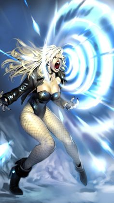 Black Canary #DC #comicgirl . For more images follow pyra2elcapo
