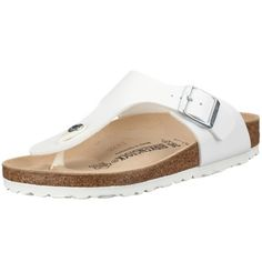 Birkenstock Women´s Ramses White synthetic Sandals 37 (normale) R 044731