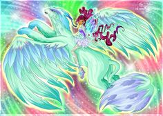 Winx Club Aisha With Squonk