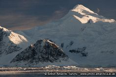 Leonie Island and Mount Liotard, Adelaide Island, Antarctic Peninsula.