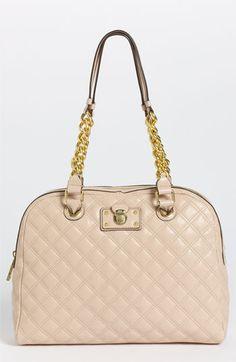 MARC JACOBS 'Karlie' Leather Shoulder Bag available at #Nordstrom