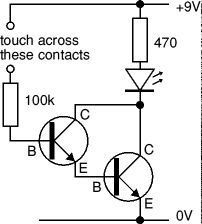 light dependent resistor and its applications