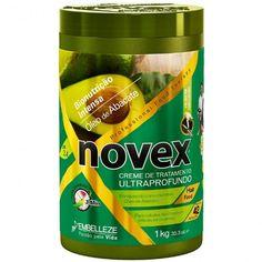 Embelleze Novex Avocado Oil Hair Care Treatment Cream - 35.3 Oz | Embelleze Novex íñleo de Abacate Creme de Tratamento Capilar - 1Kg -- This is an Amazon Affiliate link. See this great product.