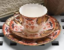 Aynsley Tea Cup Saucer And Side Plate China Set