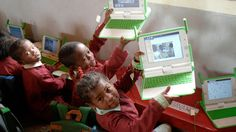 """After a box of Motorola Xoom tablets was dropped off in an Ethiopian village, kids who had never seen a computer before, taught themselves how to make modifications to Android. This was part of an experiment in the One Laptop Per Child (OLPC) program. MIT is trying to crack the problem of teaching literacy and other skills to 100 million or so first-grade-age kids in the developing world with no teachers or infrastructure. So far, OLPC has distributed 3 million mini """"XO"""" laptops to 40…"""