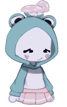 Cute Eyes Drawing, Drawing Base, Monokuma Danganronpa, Anime Monochrome, Anime Girl Dress, Club Hairstyles, Glitch Wallpaper, Cute Cartoon Drawings, Cute Anime Chibi