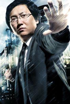 "Masi Oka as Hiro Nakamura from ""Heroes"""