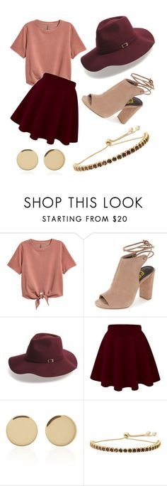 """Hestia"" by methebault ❤ liked on Polyvore featuring H&M, Shiraleah and Magdalena Frackowiak"