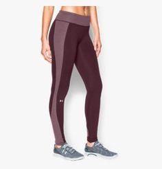 Legging UA ColdGear® avec inserts de rayure pour femme Legging 7d4f9143f3d