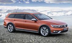 #Volkswagen #PassatAlltrack.  La station wagon con trazione integrale 4Motion, guida off-road, interni di alto livello.