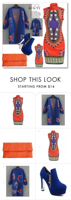 """""""Zaful #15"""" by soofficial87 ❤ liked on Polyvore featuring Saveén"""