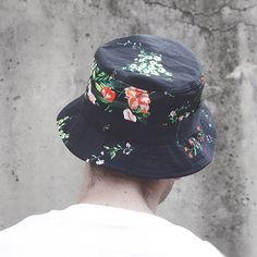 Fancy - Garden Floral Bucket Hat by Profound Aesthetic