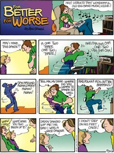 For Better or For Worse on Gocomics.com