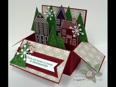 Best EVER Box for your Cards C6 size: Stampin' Up! Australia - YouTube