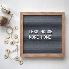 Letterboard by: letterfolk.com