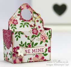 Stampin' Up! Demonstrator Pootles - Way Back Wednesday - Envelope Punch Board Bag in a Box