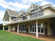 5 Bedroom House for sale in Kwelera - East London 5 Bedroom House, East London, Property For Sale, Rustic, Mansions, House Styles, Landing, Outdoor Decor, Number