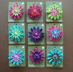 flower loom pins