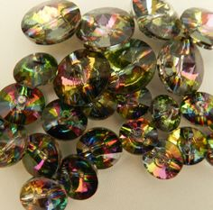 5-x-multi-coloured-diamante-round-buttons-11mm-13mm-15mm-18mm