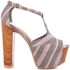 Heels I Love #heels #summer #high_heels #color #love #shoes Dany - Brown Petes  					Jessica Simpson