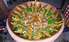 Tachada preparo de comida típico da roça - http://superchefs.com.br/tachada-tipico-da-roca/ - #Caipira, #FestivalGastronômicoNaRegiãoDasÁguasQuentes, #GilmarBorges, #Goias, #Roça, #Tachada
