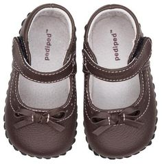 Love pediped shoes! Would love to win these for our little one!