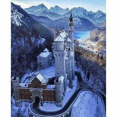Tall castle