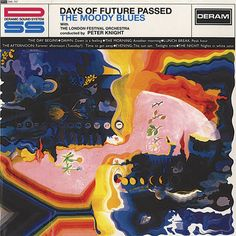 Days of Future Passed is the second album and first concept album by English rock band The Moody Blues, released in December 1967. After two years performing as a struggling white R&B band, The Moody Blues were asked by their record label in September 1967 to record an adaptation of Antonín Dvořák's Symphony No. 9 as a stereo demonstration record. Instead, the band chose to record an orchestral song cycle about a typical working day.