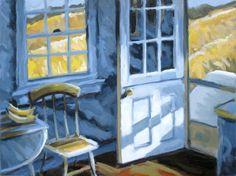 Edward Hopper- Truro Studio Kitchen