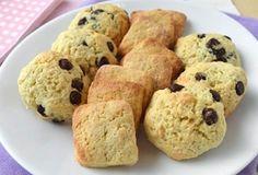 Cookies au yaourt à 2 SP, recette de savoureux cookies légers, sans matière grasse et bien croustillants, faciles et simple à faire pour le goûter.
