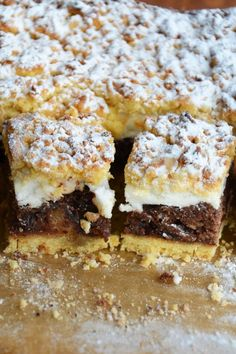 Kitchen Aprons, Polish Recipes, Food Cakes, Cake Recipes, French Toast, Food And Drink, Sweets, Breakfast, Food