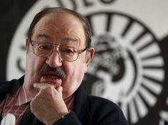 Autor Schriftsteller Umberto Eco ist gestorben