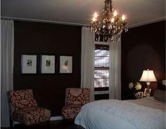 Master Bedroom, chandelier