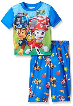 Paw Patrol BabyBoys Rescue Ready 2Piece Set Blue 18 Months -- More info could be found at the image url.