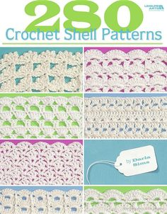 280 Crochet Shell Patterns - Darla Sims - Google Books