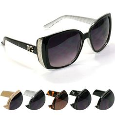 SA26924 Hot trendy fashion sunglasses - Visit us online at www.trendyparadise.com