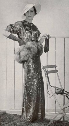 Vintage Glam, Vintage Love, Vintage Photos, 1930s Fashion, Retro Fashion, Vintage Fashion, Vintage Dresses, Vintage Outfits, Vintage Trends