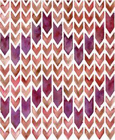 Chevron... I LOVE this pattern