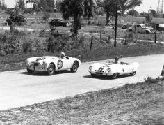 38 Sebring1957MG 620x471 1957 Sebring 12 Hour Grand Prix   Race Profile