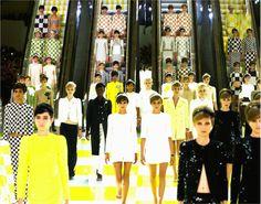 Louis Vuitton Fashion Show - Paris Fashion Week
