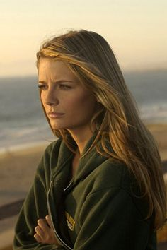 Mischa Barton in The O.C ~ Love this frowning intelligent troubled beauty middle-distance stare. ~ <3