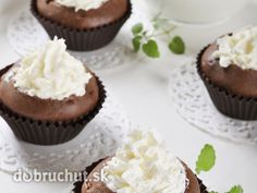 Cupcakes+s+kávou+a+mascarpone