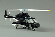 Lego Airwolf