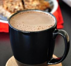 Nutella Hot Chocolate: