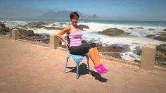 Dagbreek: Op jou merke - Linda Kriel 9, Maagspiere Muffin Top, Exercises, Workouts, Workout Videos, Saddle Bags, Pilates, Health Fitness, Shape, Tops