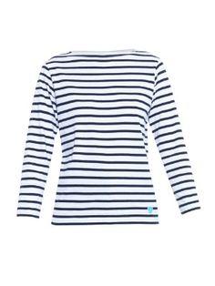 Breton-striped cotton top | Orcival | MATCHESFASHION.COM US