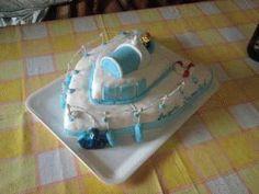 torta barca