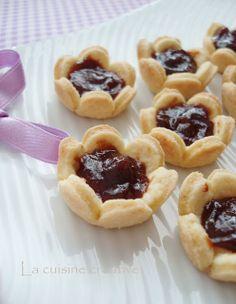 La cuisine creative: Cvetići i Twist keksići
