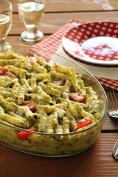 Pasta Recipes, Cooking Recipes, Healthy Recipes, Greek Recipes, Italian Recipes, Penne, Pasta Salad, Food To Make, The One